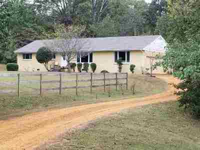 McCracken County Single Family Home For Sale: 455 South Friendship Road