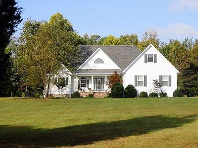 Murray, New Concord, Grand Rivers, Benton, Gilbertsville Single Family Home Contract Recd - See Rmrks: 143 Northridge
