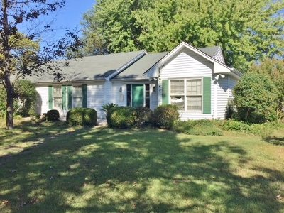 Paducah Single Family Home For Sale: 328 Minerva Place