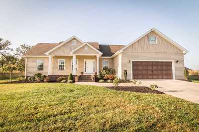 McCracken County Single Family Home For Sale: 1700 Beyer Lane