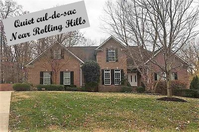Paducah Single Family Home For Sale: 230 Hunting Creek