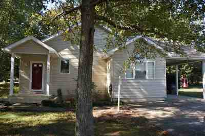 Murray Single Family Home For Sale: 481 Countryside