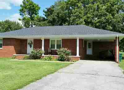 Fredonia Single Family Home For Sale: 306 W Wyatt St