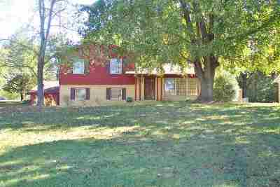 McCracken County Single Family Home For Sale: 134 Edwards Drive