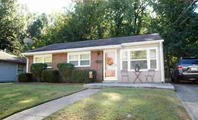 Paducah Single Family Home For Sale: 949 River Oaks Blvd
