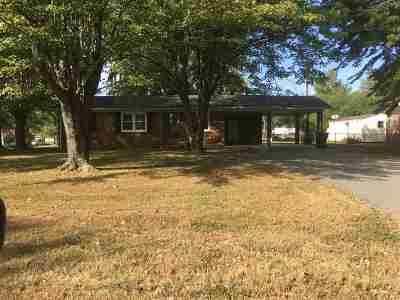 Mayfield Single Family Home For Sale: 96 Union Circle