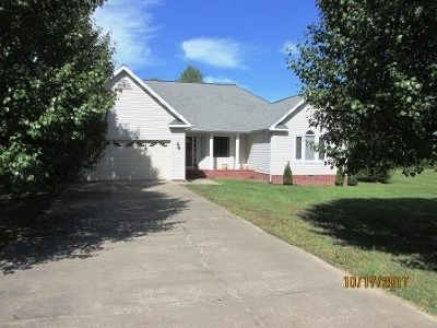 McCracken County Single Family Home Contract Recd - See Rmrks: 165 Oxford Ln