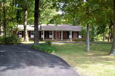 Mayfield Single Family Home For Sale: 478 Old Dublin Rd
