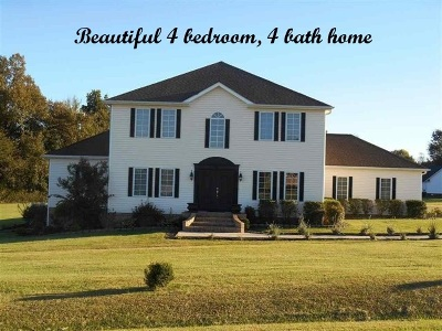 McCracken County Single Family Home For Sale: 340 Harting Ridge Road