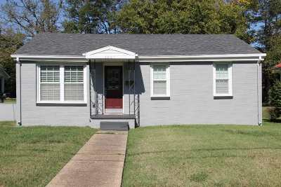Paducah Single Family Home For Sale: 1627 Clark St