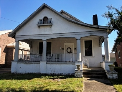 Paducah Single Family Home For Sale: 1326 Jefferson St