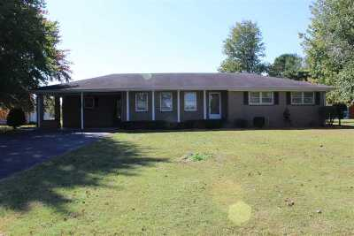 Symsonia KY Single Family Home For Sale: $129,900