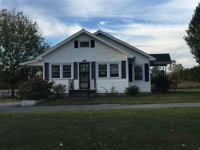 Princeton KY Single Family Home For Sale: $95,000