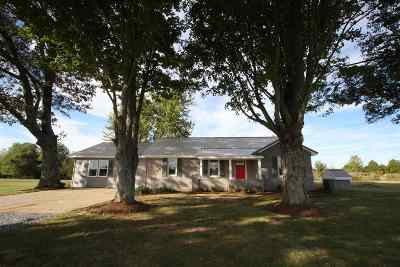 Dexter KY Single Family Home For Sale: $169,900