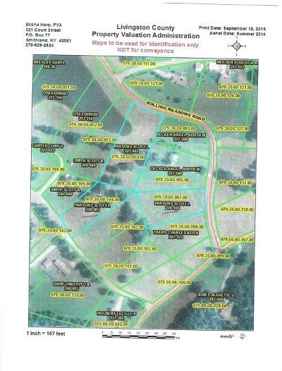 Residential Lots & Land For Sale: Lot 94 Rolling Meadows
