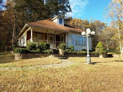 Smithland, Tiline Single Family Home For Sale: 1224 U.s 60 West