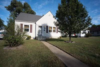 Paducah Single Family Home For Sale: 2307 Monroe St