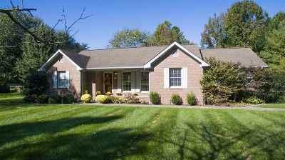 McCracken County Single Family Home For Sale: 205 Woodcreek Blvd