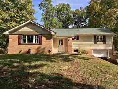 Calvert City Single Family Home For Sale: 7351 Industrial Parkway