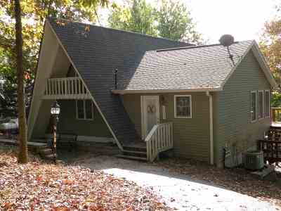 Eddyville Single Family Home For Sale: 327 Bayview Dr