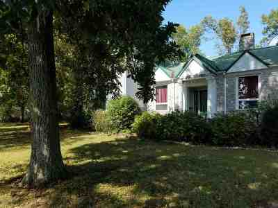 Paducah KY Single Family Home For Sale: $279,500