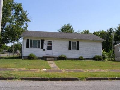 McCracken County Single Family Home For Sale: 900 Oscar Cross
