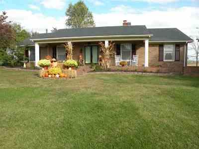 Princeton Single Family Home For Sale: 809 S Jefferson Street