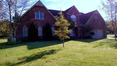 Calloway County Single Family Home For Sale: 102 Crossfield Drive