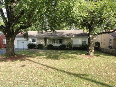 Mayfield Single Family Home Contract Recd - See Rmrks: 1304 Wilford