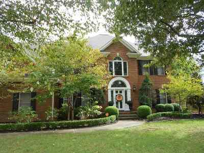 McCracken County Single Family Home Contract Recd - See Rmrks: 3832 Londonderry