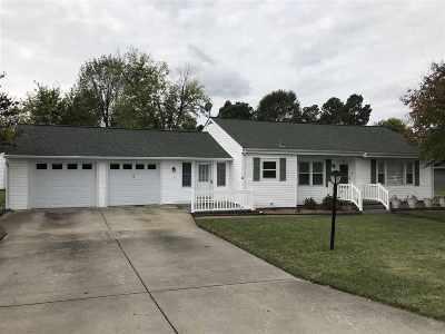 McCracken County Single Family Home For Sale: 337 John E. Robinson