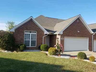 McCracken County Condo/Townhouse For Sale: 100 Grace Nell Drive
