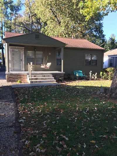 McCracken County Single Family Home For Sale: 2137 Madison Street