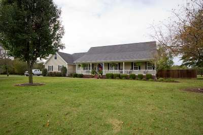 McCracken County Single Family Home For Sale: 2605 Thoroughbred Cir.
