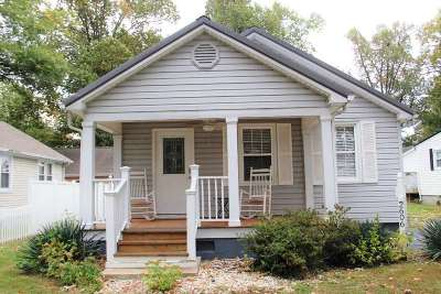 McCracken County Single Family Home Contract Recd - See Rmrks: 2606 Clark St.