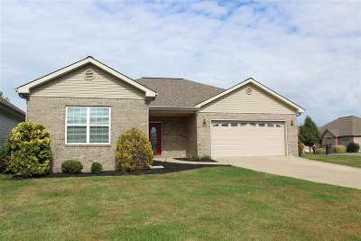 McCracken County Single Family Home For Sale: 2647 Legends Drive
