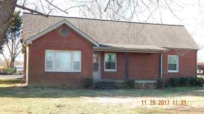 Benton Single Family Home For Sale: 26 Frankfort Rd