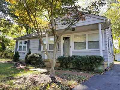 McCracken County Single Family Home For Sale: 847 N 36th St.