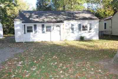McCracken County Single Family Home Contract Recd - See Rmrks: 926 N 26th St.