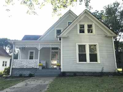 Murray Single Family Home For Sale: 311 N 7th Street