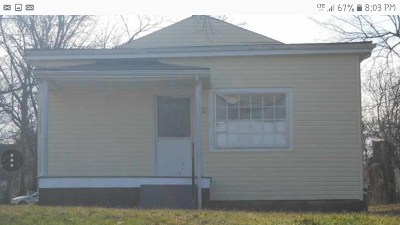 McCracken County Single Family Home For Sale: 1217 S 5th