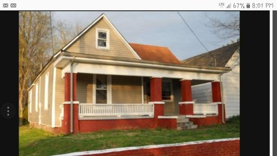 McCracken County Multi Family Home For Sale: 1222 S 6th Street