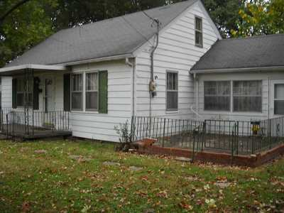 McCracken County Single Family Home For Sale: 406 S 27th Street