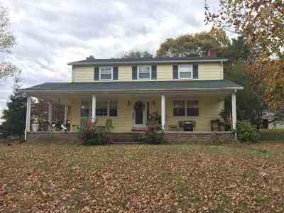 Caldwell County Single Family Home For Sale: 4940 Cadiz Road