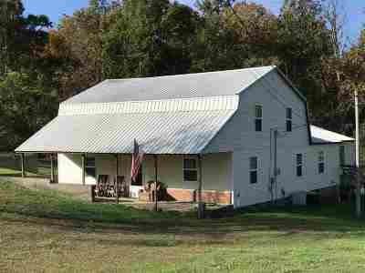 Salem KY Single Family Home For Sale: $145,000