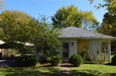 Murray Single Family Home For Sale: 209 S 13th Street