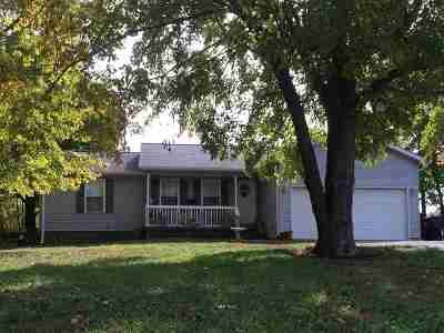 Eddyville Single Family Home Contract Recd - See Rmrks: 116 Sarah Lane