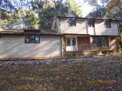 Cadiz Single Family Home For Sale: 133 Walnut Way