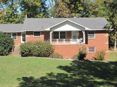 Hardin KY Single Family Home For Sale: $134,900