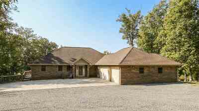 Murray KY Single Family Home For Sale: $515,000